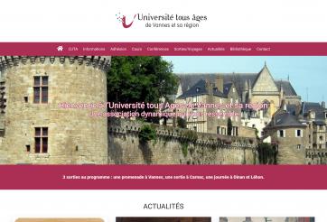 Université tous Ages de Vannes