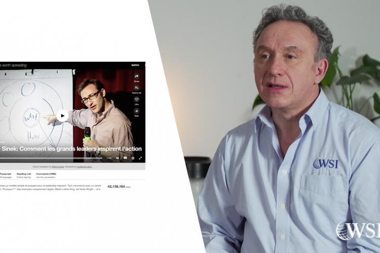 Comment attirer les meilleurs clients sans se ruiner en web marketing ? - Vidéo WSI 2019