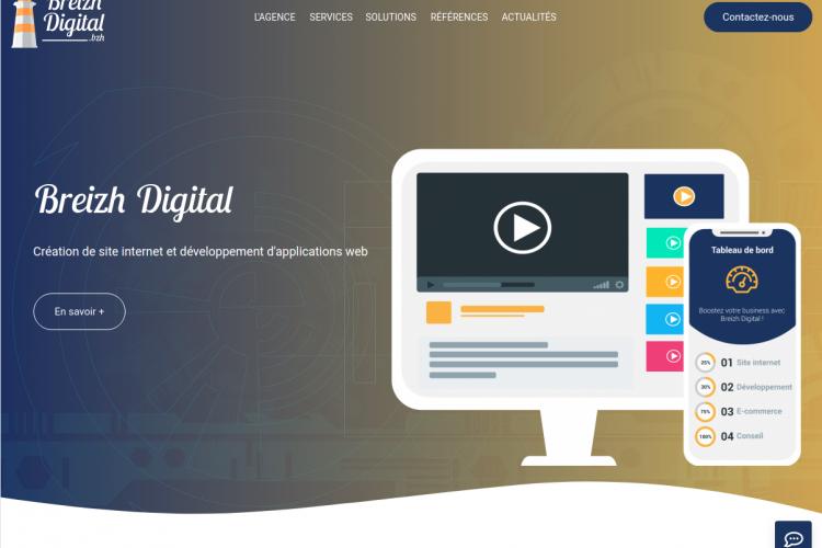 Votre agence web Breizh Digital se refait une beauté